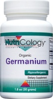 Organo Germanium 100 mg - 100 Tabl